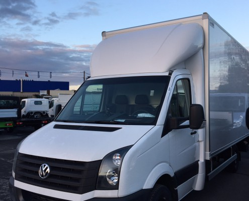 CityBox - Polylight - VW - CRAFTER POLY 2