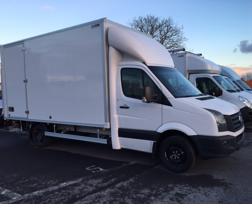 CityBox - Polylight - VW - CRAFTER POLY
